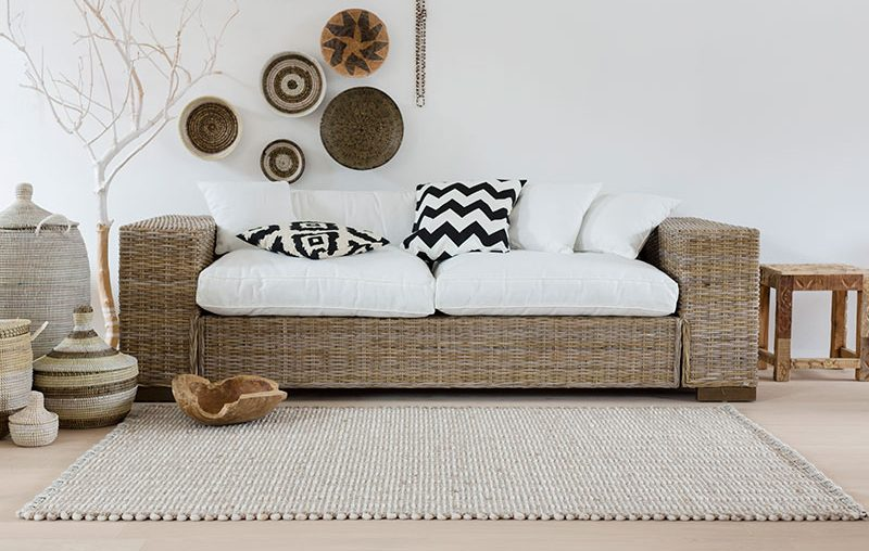 Choosing the right style and size rug for your room